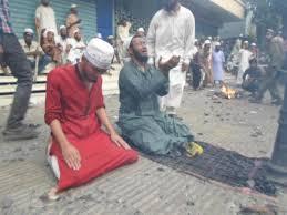 islam dibantai